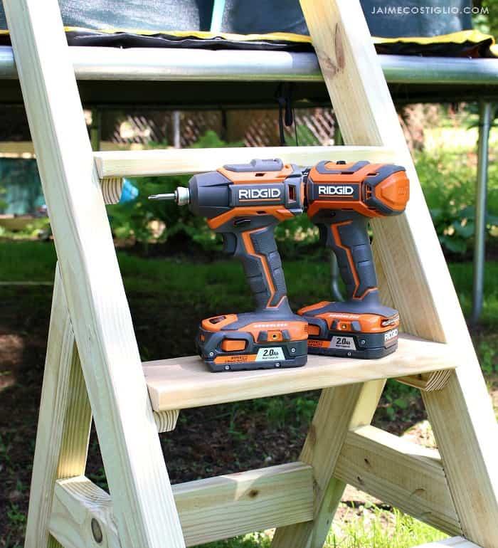 ridgid drill driver combo kit