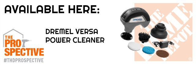 thd prospective dremel versa power cleaner