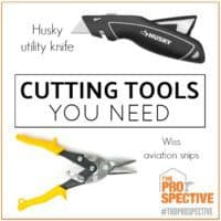 Two Cutting Tools You Need