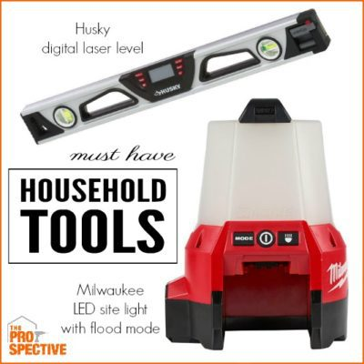 Must Have Household Tools