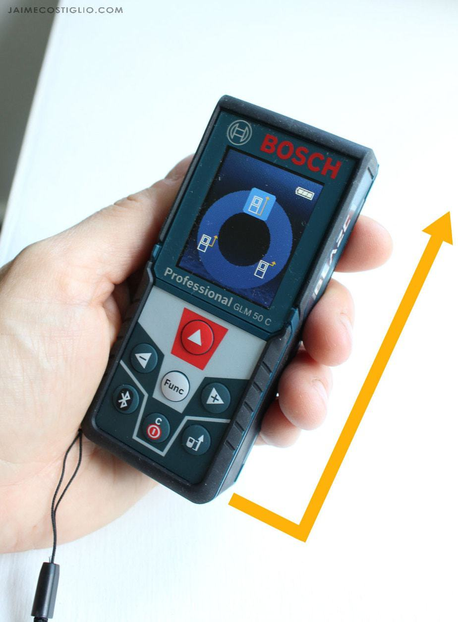 bosch-laser-level-start-point-options