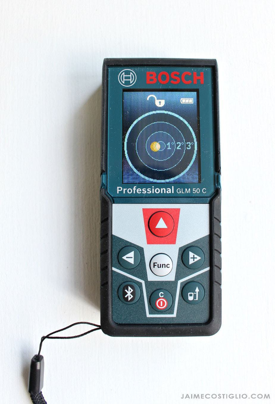 bosch-laser-level-target-level-function