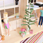 Barbie Size Tiny House Dollhouse
