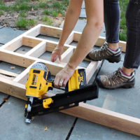 dewalt framing nailer feature