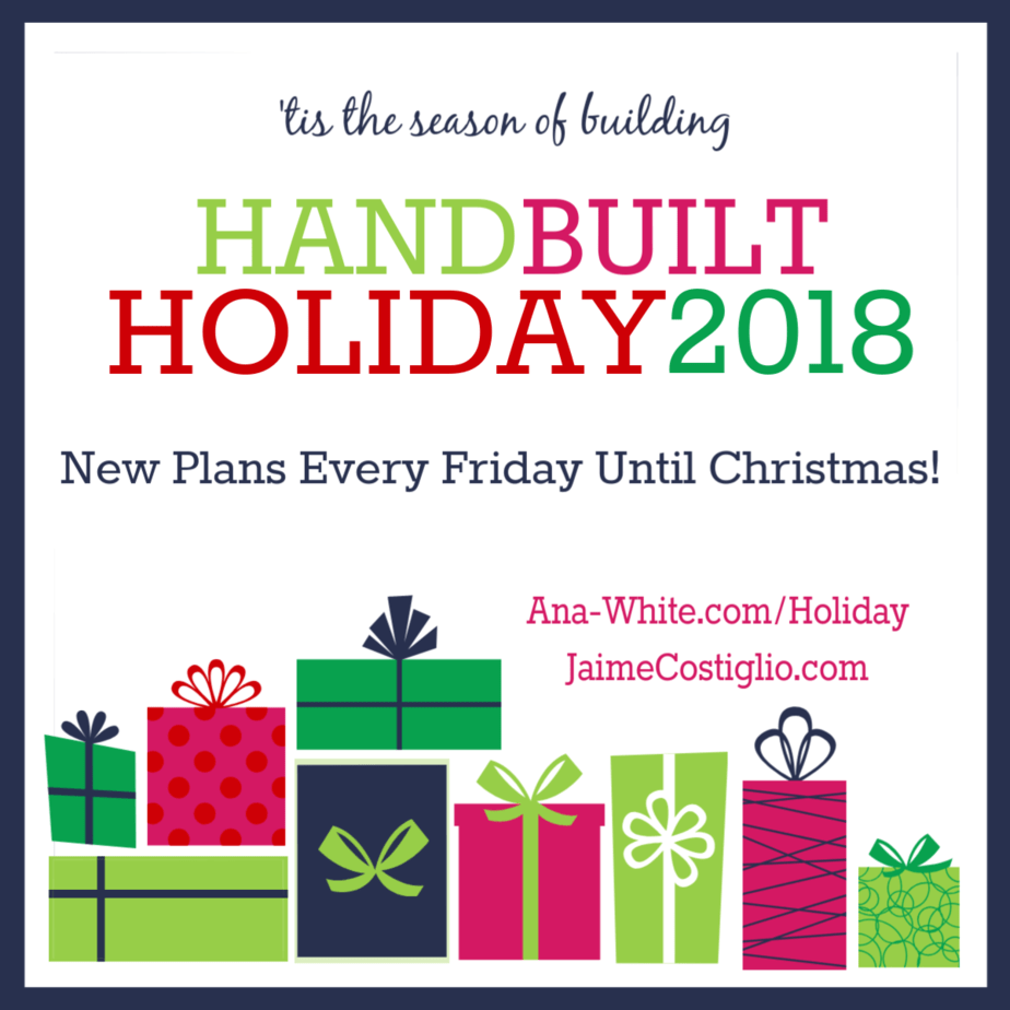 handbuilt holiday 2018