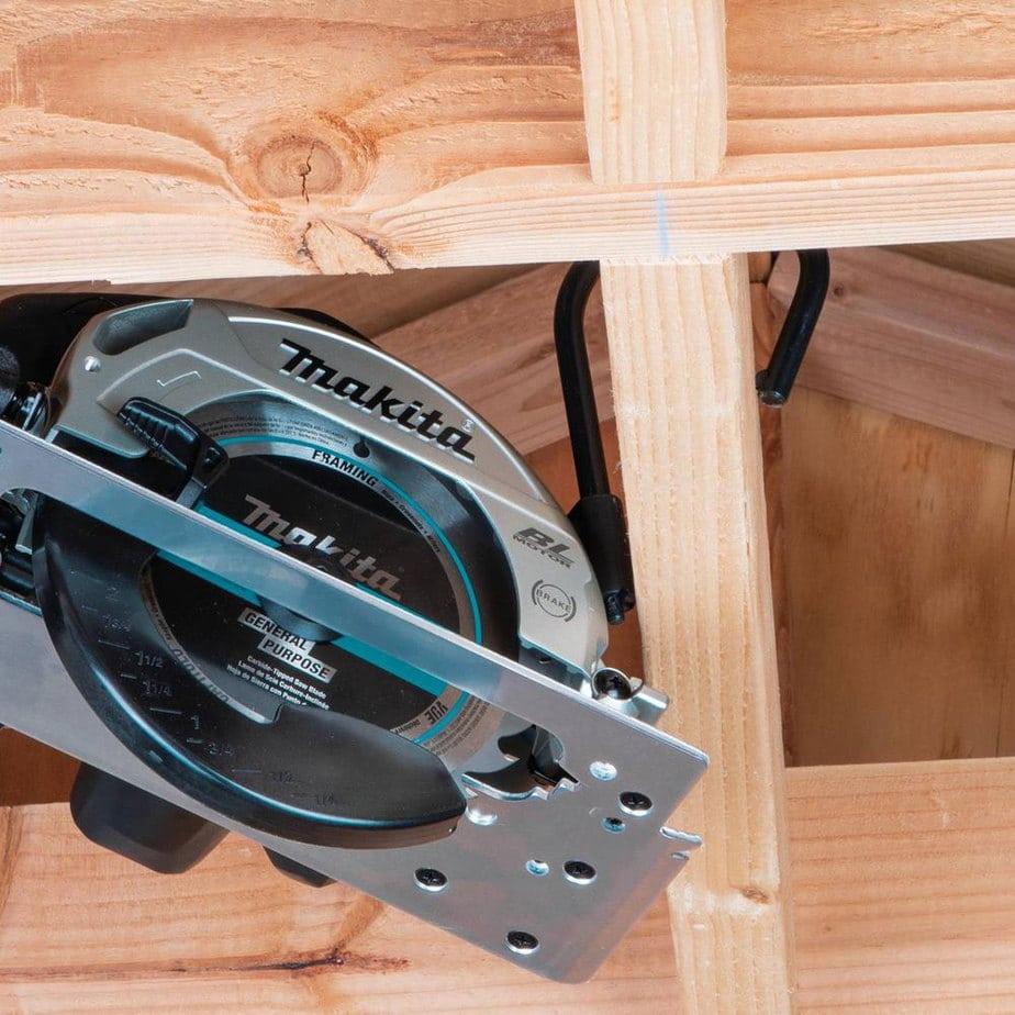 makita circular saw rafter hanger