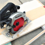 Makita Subcompact Circular Saw with Diablo Blades