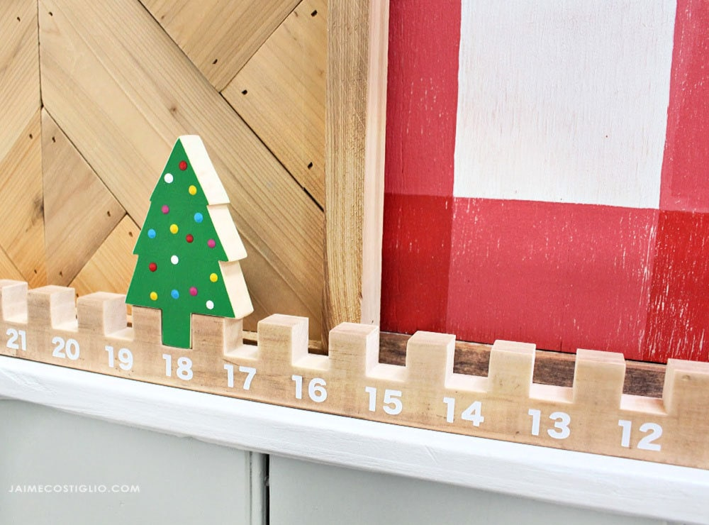 advent countdown calendar
