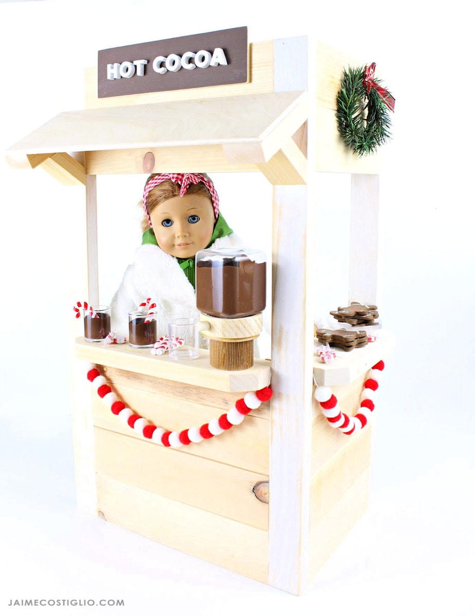 doll size snack shack