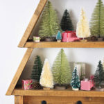 DIY Tree Shelf