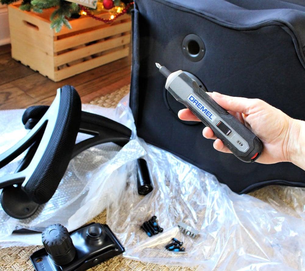 dremel screwdriver assembling gifts