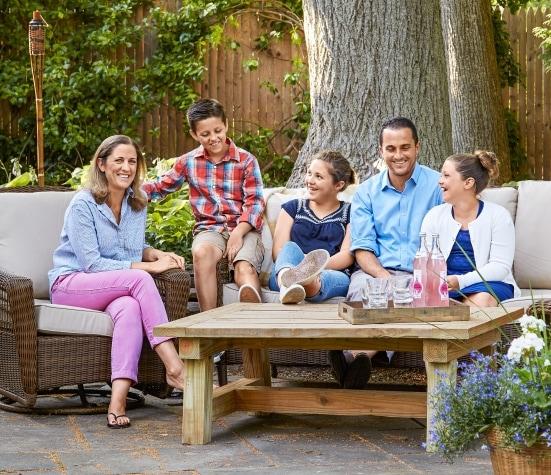 Jaime Costiglio family