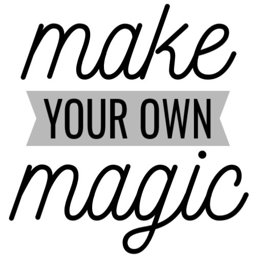 make your own magic graphic