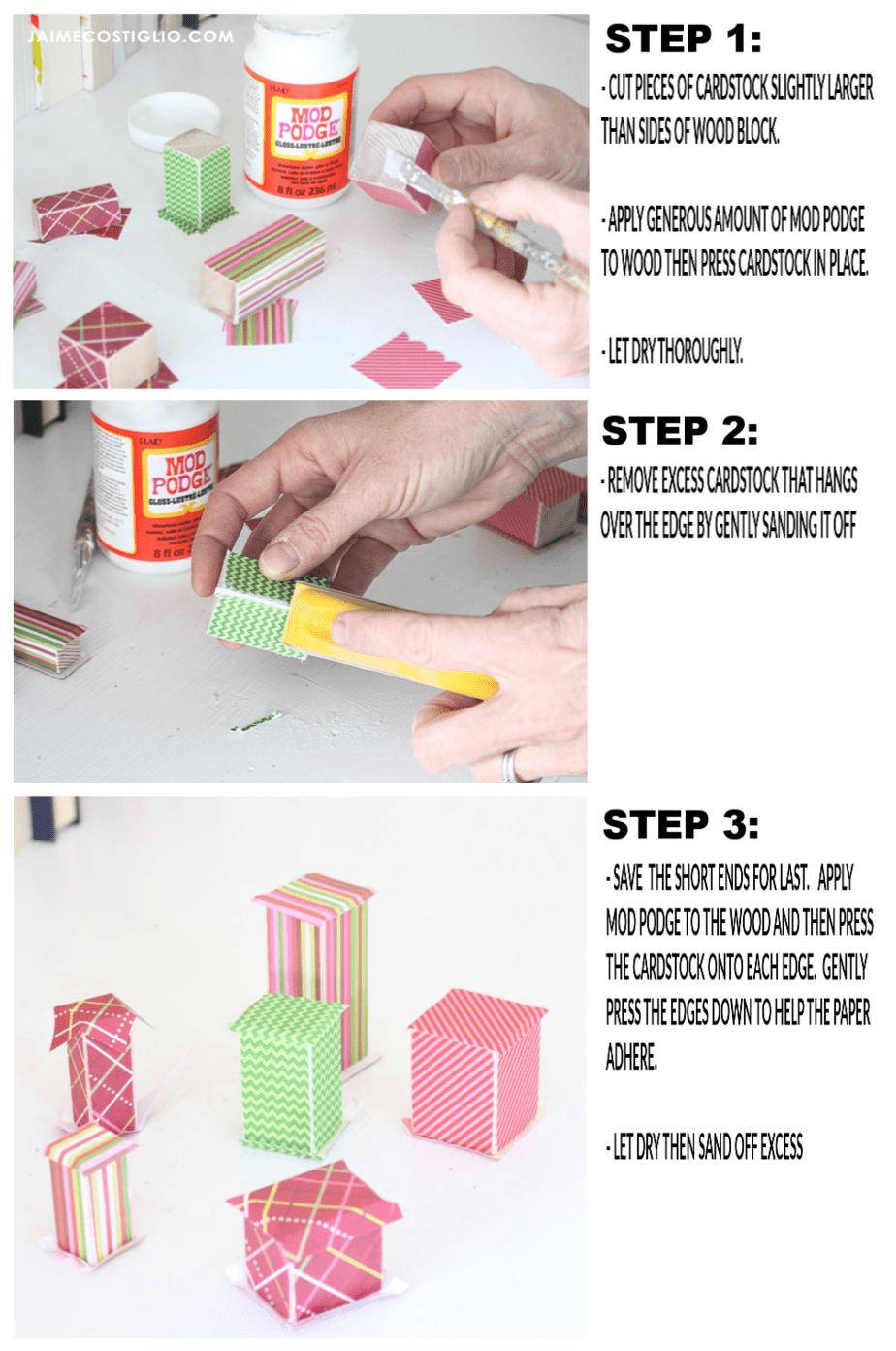 mini gifts tutorial