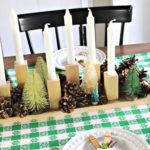 DIY Apres Ski Theme Party Decor