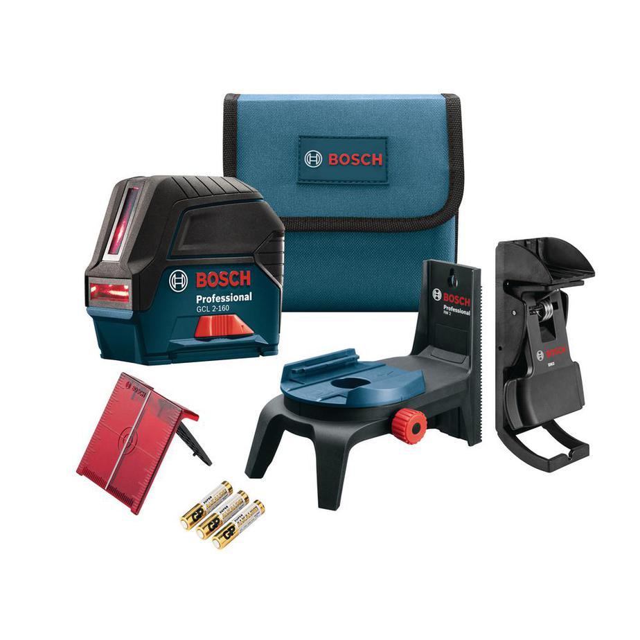 bosch 65' laser level kit