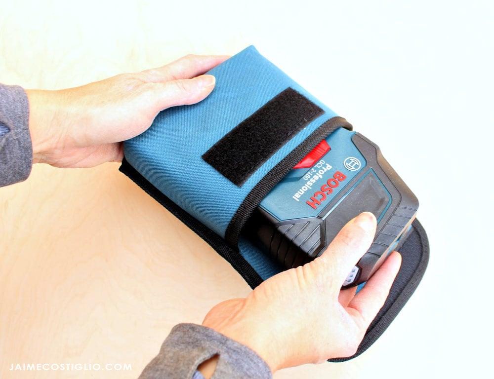 bosch laser level storage case