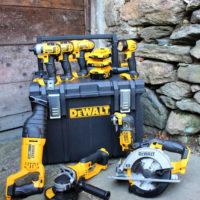 dewalt combo kit 8 tools