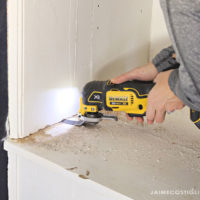 dewalt tool demolition