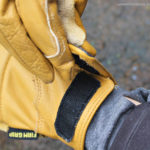 Firm Grip Leather Work Gloves