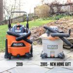 Ridgid Wet Dry Vacuum – A Homeowner's Necessity
