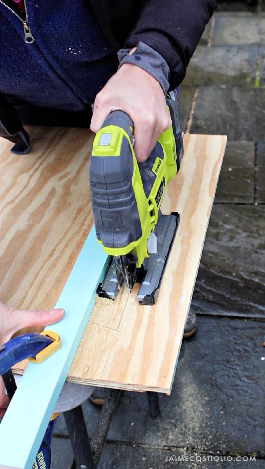 ryobi jigsaw straight cut