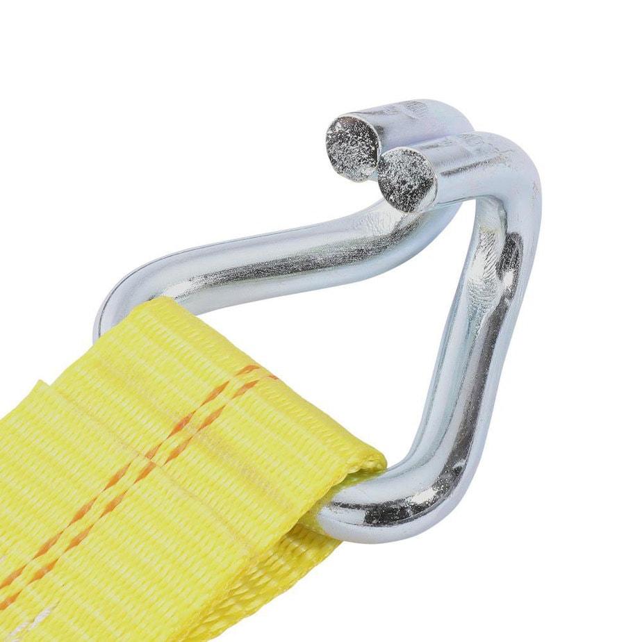 husky tie down steel strap hook