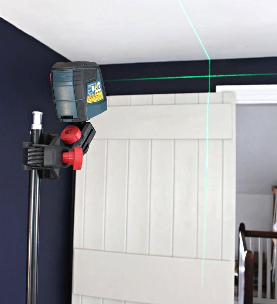cross line laser level