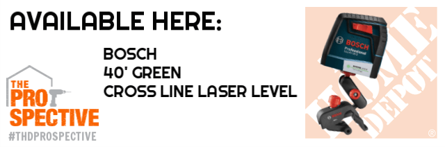 bosch laser level at The Home Depot