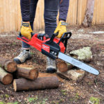 Milwaukee Chainsaw
