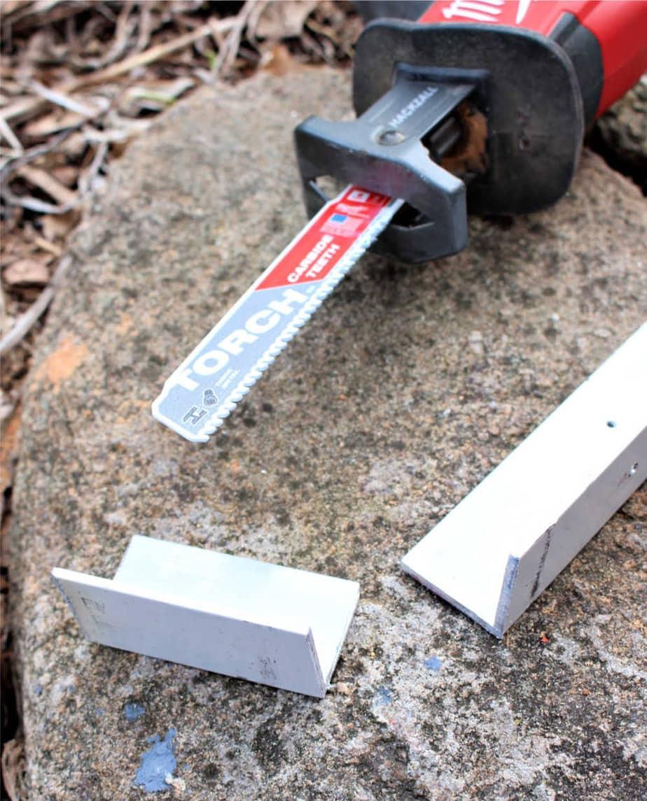 milkwaukee metal saw blade