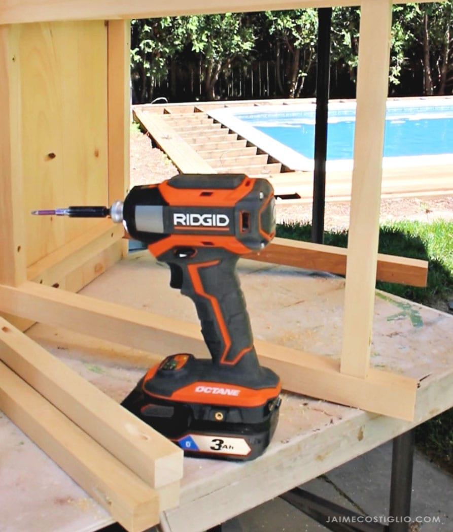 ridgid impact driver with battery