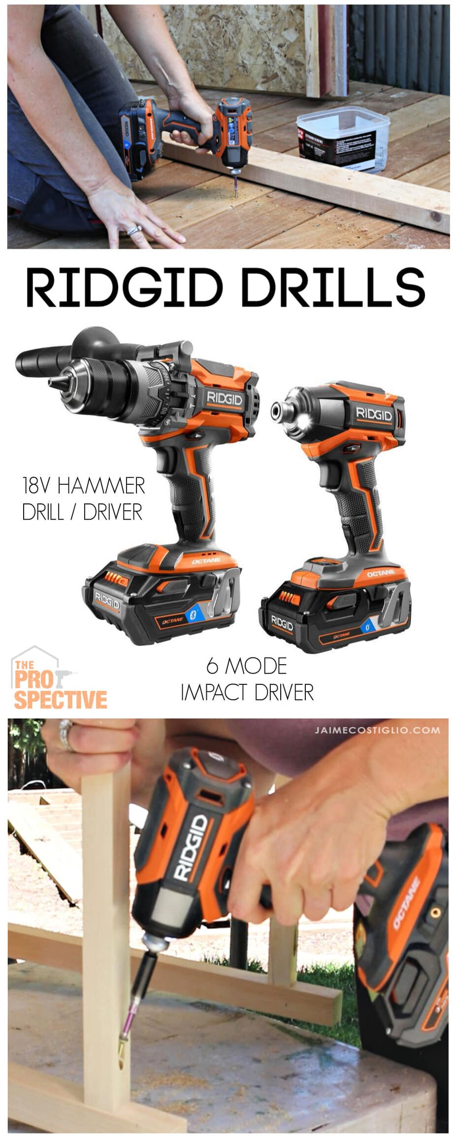 ridgid drill at The Home Depot