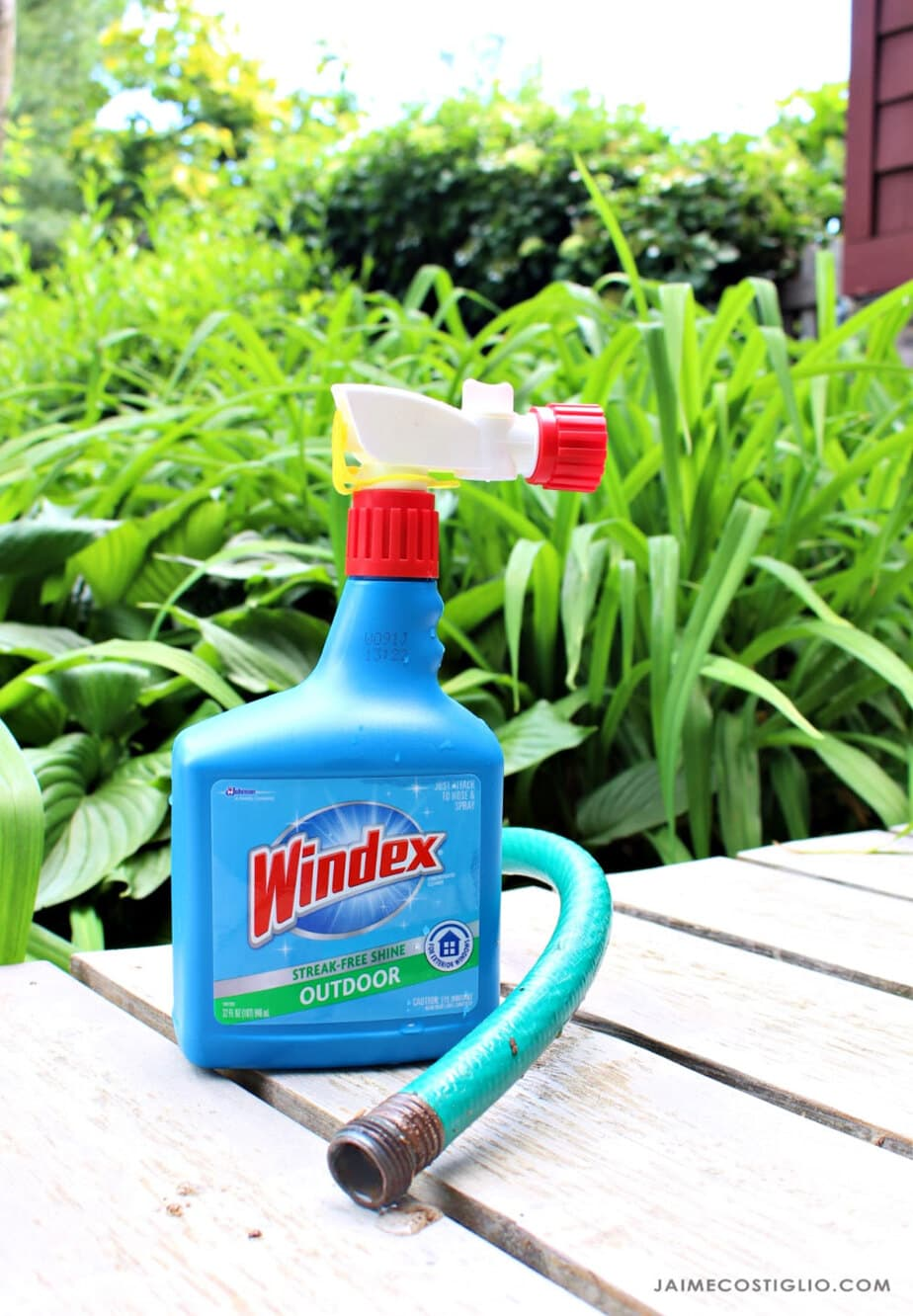 windex outdoor cleaner