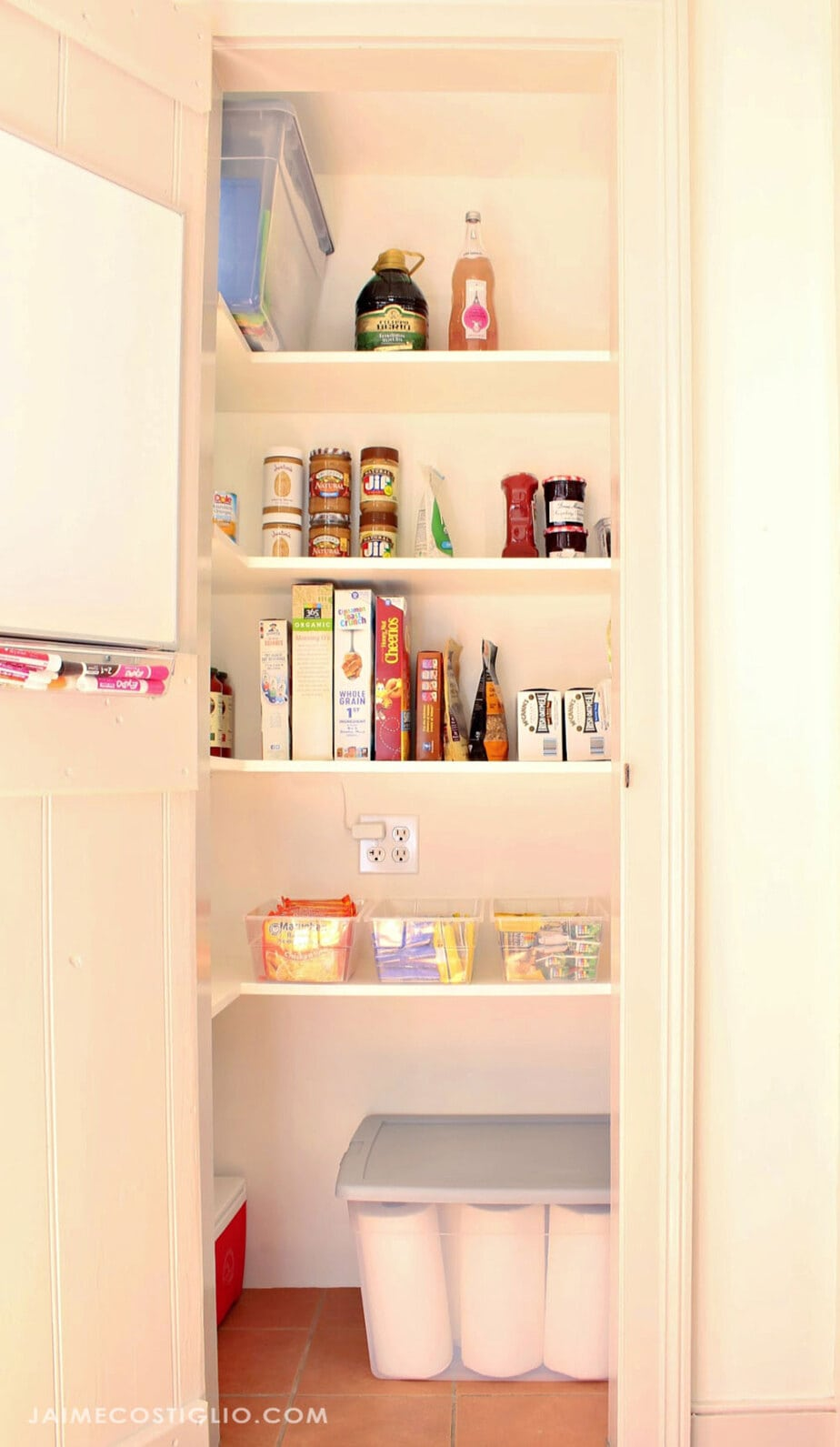 pantry storage bins