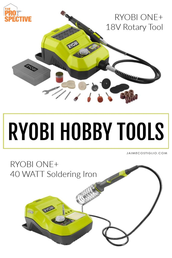 ryobi hobby tools