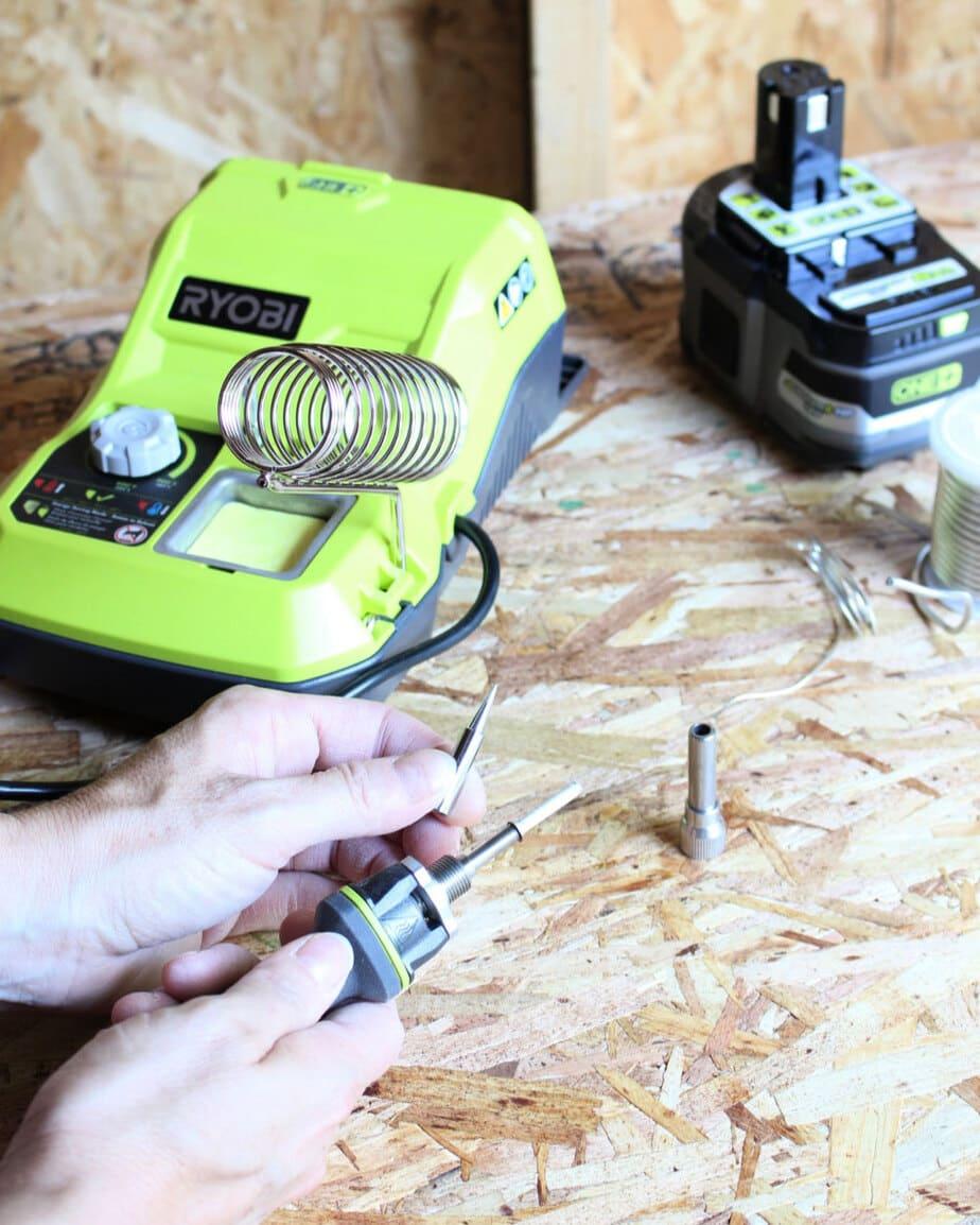 ryobi soldering tool bits