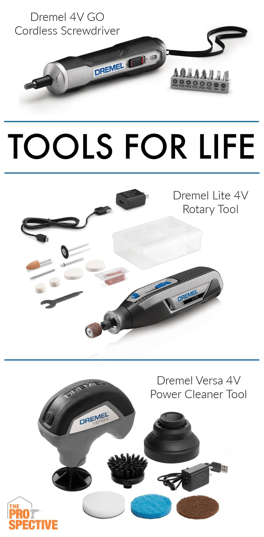 dremel tools for life