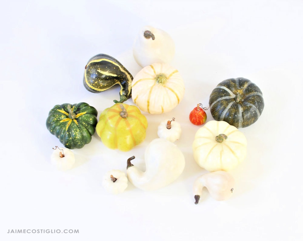 fake gourds