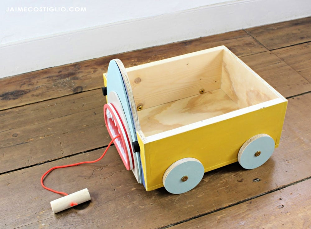 kids book cart