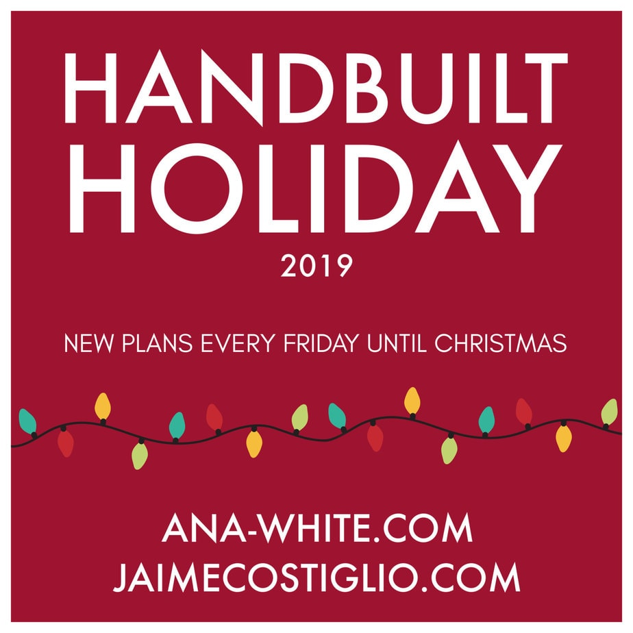 handbuilt holiday gift project plans