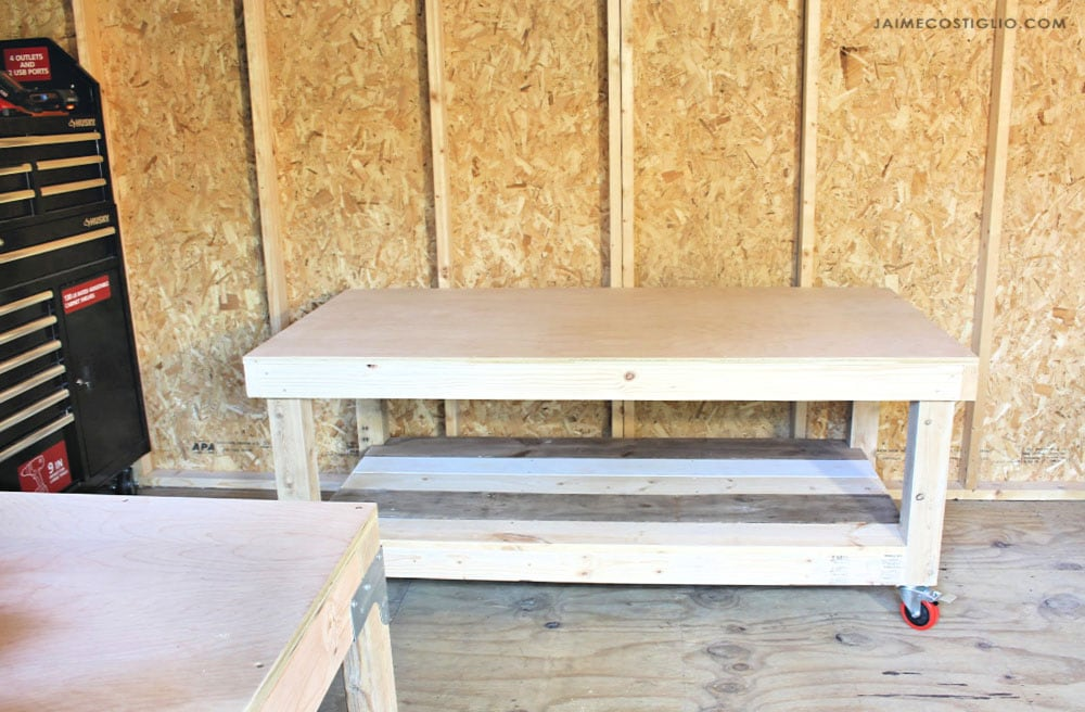 low workbench