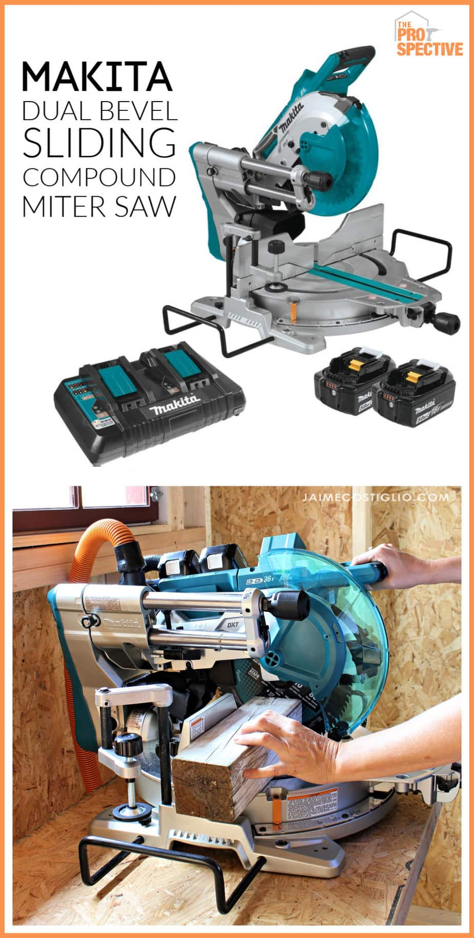 makita dual bevel cordless sliding miter saw