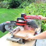 Milwaukee Cordless Sliding Compound Miter Saw