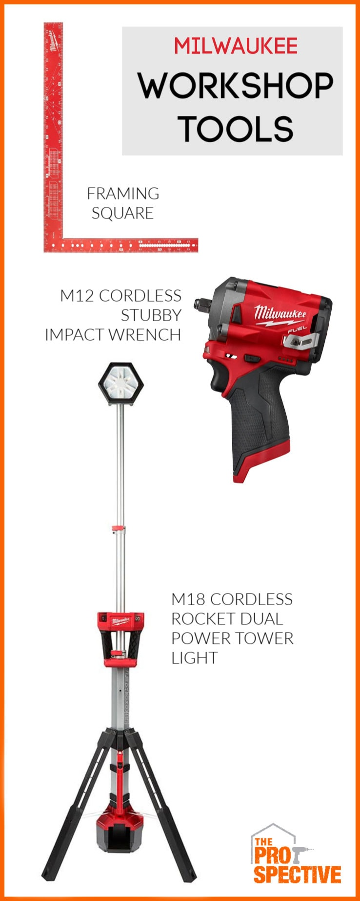 milwaukee tools for the workshop