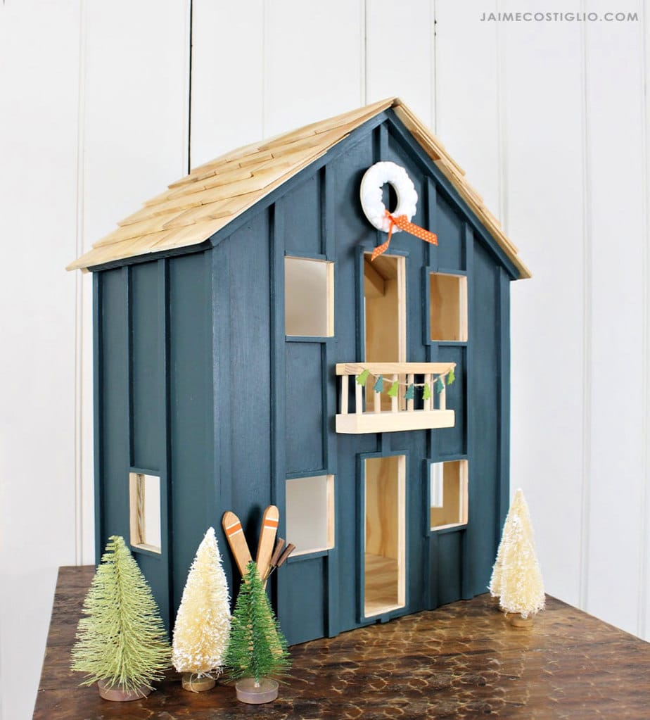 DIY Dollhouse - Jaime Costiglio