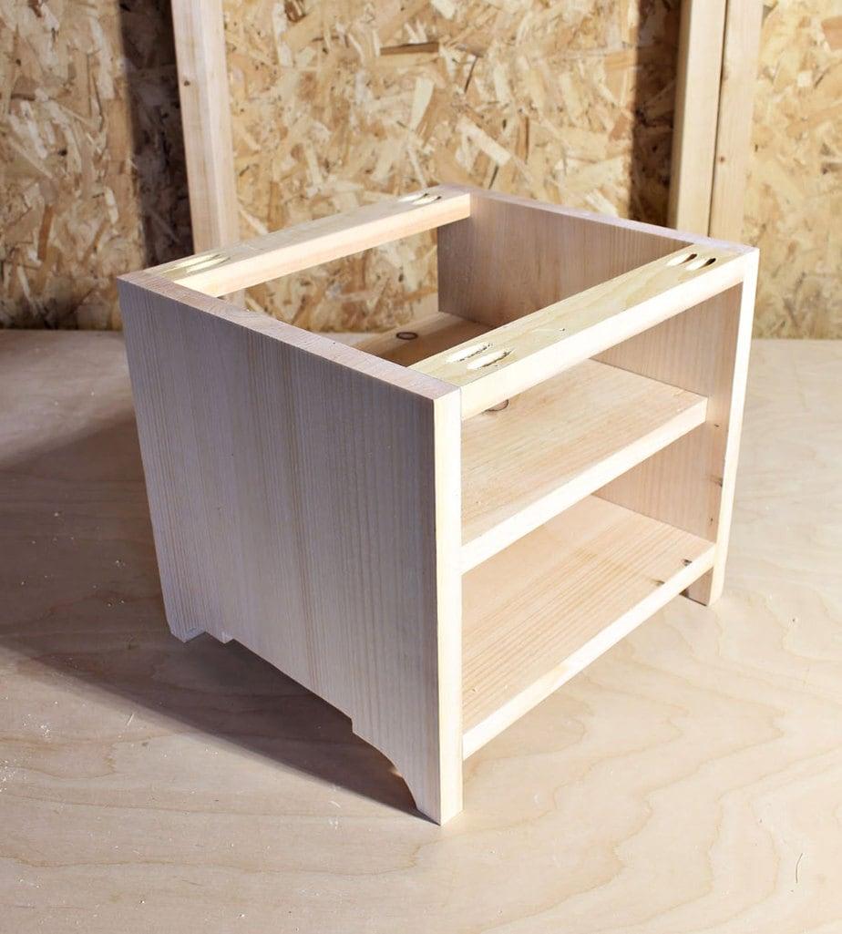 build a pie safe