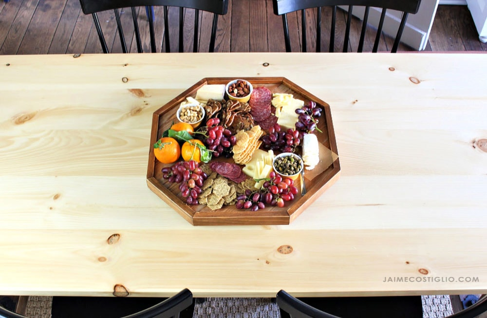 diy charcuterie serving tray