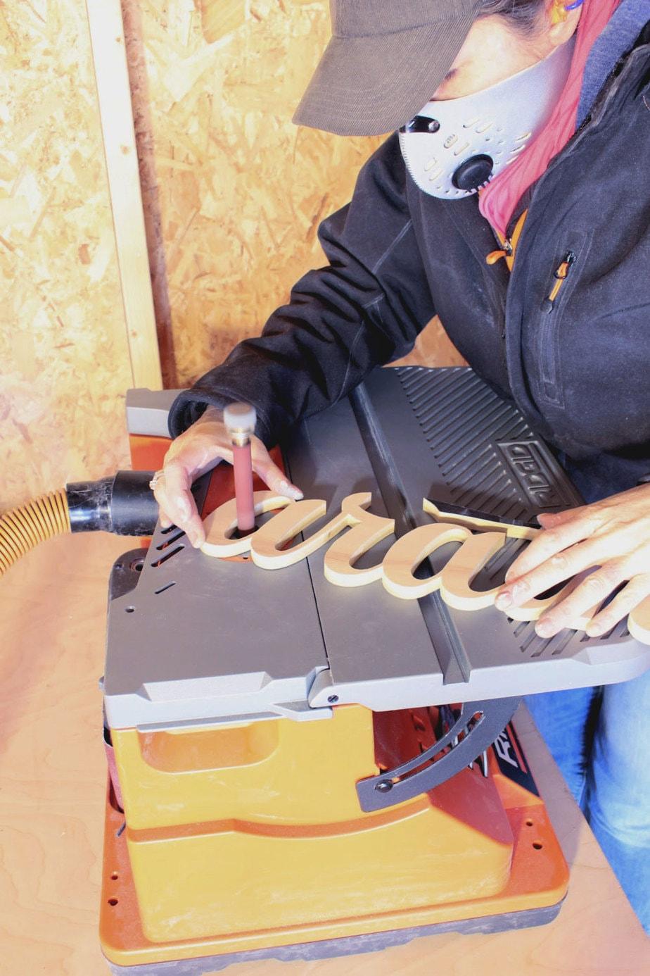 ridgid oscillating edge sander
