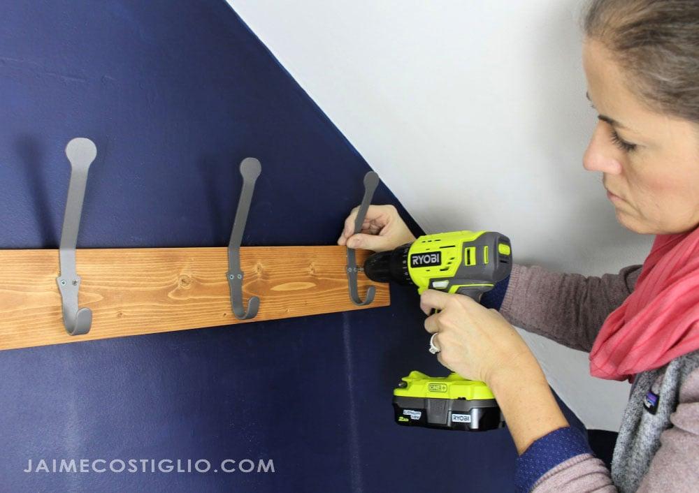 beginner tools installing hooks